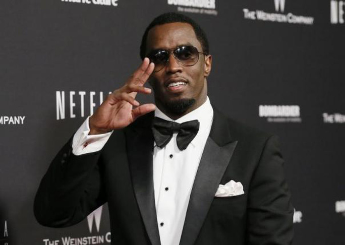 "Rapper Sean ""P. Diddy"" Combs"