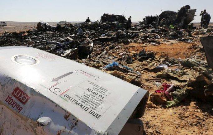 Tất cả 224 người trên máy bay thiệt mạng. Ảnh: Reuters