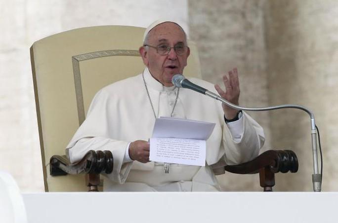 Sức khỏe của Giáo hoàng hiện rất tốt. Ảnh: Reuters