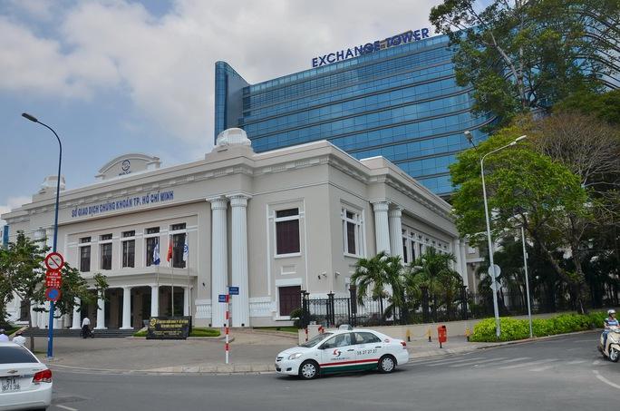 TP HCM tiếp tục là trung tâm giao dịch tài chính, chứng khoán lớn nhất nước. Ảnh: TẤN THẠNH