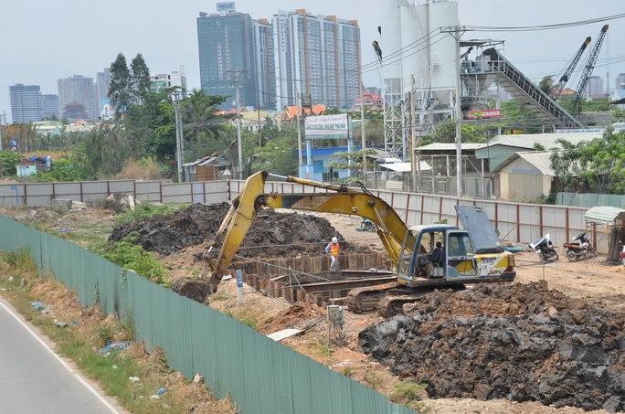 TP HCM quan tâm nhiều hơn đến hạ tầng đô thị. Ảnh: TẤN THẠNH
