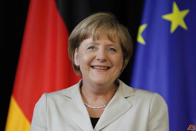 Thủ tướng Đức Angela Merkel được xem là ứng viên sáng giá cho giải Nobel Hòa bình năm nay Ảnh: IGN