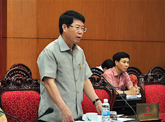 Thượng tướng Bùi Văn Nam, Thứ trưởng Bộ Công an