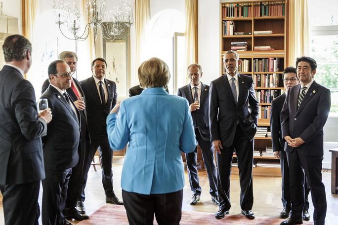 Bà Merkel là nhà lãnh đạo đầy ảnh hưởng trong giới chính trị vốn rất nam tính. Ảnh: Time