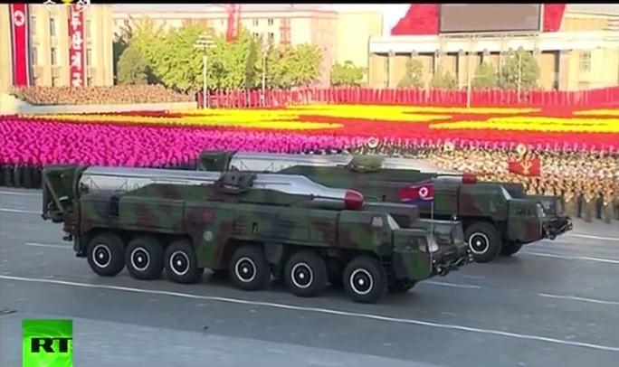 Giới quan sát sẽ soi kỹ tên lửa của Triều Tiên