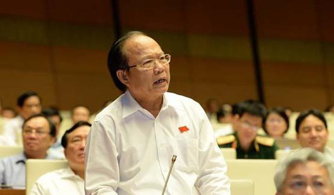 Bộ trưởng Bộ Văn hóa, Thế thao và Du lịch Hoàng Tuấn Anh trả lời chất vấn Quốc hội