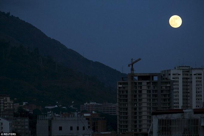 Venezuela. Ảnh: Reuters