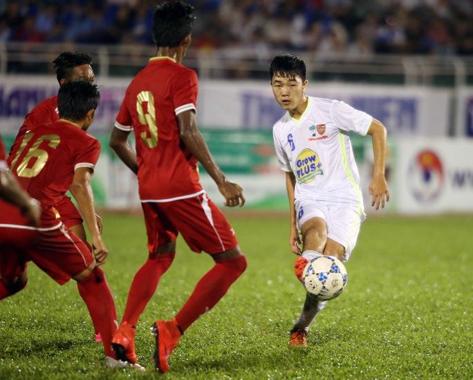 Màn trình diễn ấn tượng của Xuân Trường tại giải U21 quốc tế đã được đền đáp khi HLV Miura gọi bổ sung vào đội U23 Việt Nam