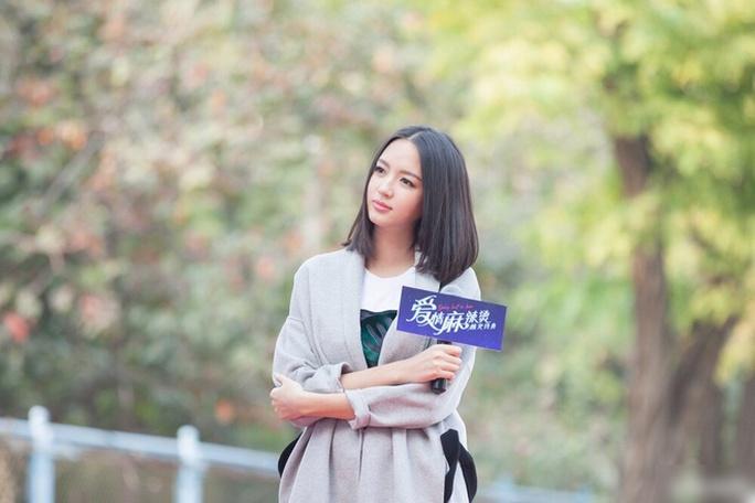 Trương Tử Lâm mặc giản dị vẫn đẹp rạng ngời