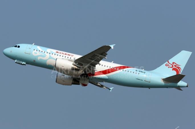 Một máy bay của hãng hàng không Loong Air. Ảnh: Airplane Pictures