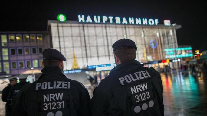 Cảnh sát Đức bất lực vụ tấn công tình dục ở Cologne. Ảnh: The Australian News