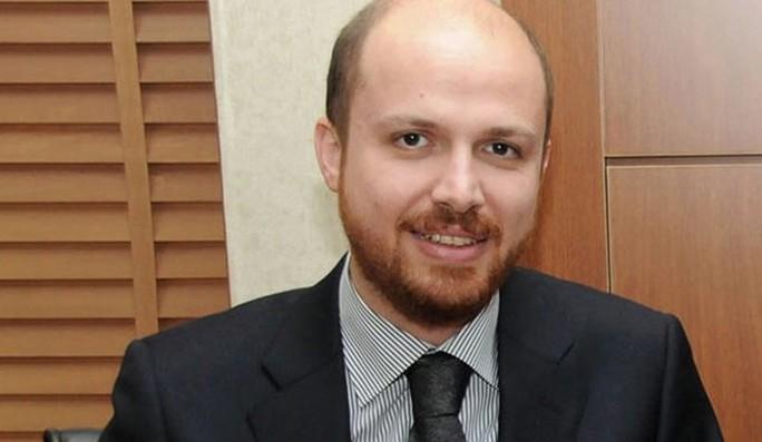 Ông Bilal Erdogan. Ảnh: AWD News