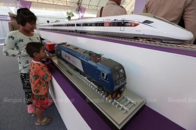 Trung Quốc sẽ không tài trợ vốn cho dự án, thay vào đó chỉ giúp lập kế hoạch và xây dựng. Ảnh: The Bangkok Post