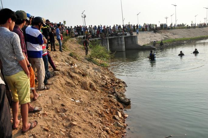 Đoạn sông xảy ra vụ đuối nước