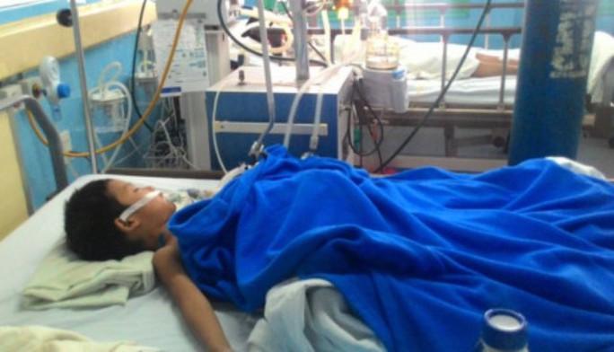 Em Thái Văn Linh cũng đã tử vong tại bệnh viện