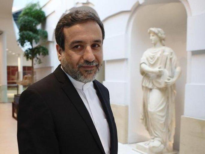 Ông Abbas Araqchi. Ảnh: REUTERS