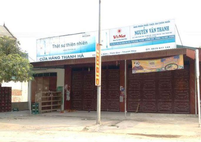 Nhà riêng của ông Nguyễn Văn Thanh và bà Trần Thị Hà (tại thôn Trung Sơn, xã Phú Sơn) đóng cửa im ỉm, vợ chồng này cũng không còn ở địa phương kể từ ngày tin vỡ hụi bùng phát