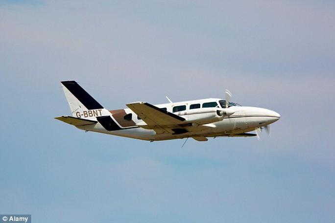 Một chiếc Piper PA31. Ảnh: Alamy