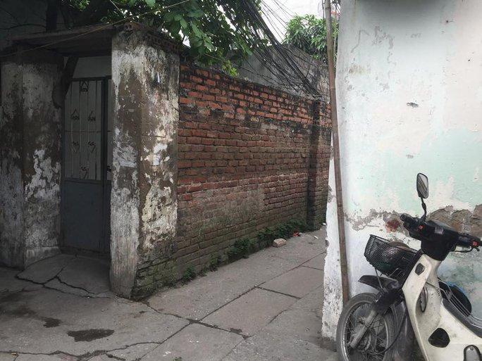 Khu vực xảy ra vụ việc Hà Minh Thành đâm trọng thương bố vợ