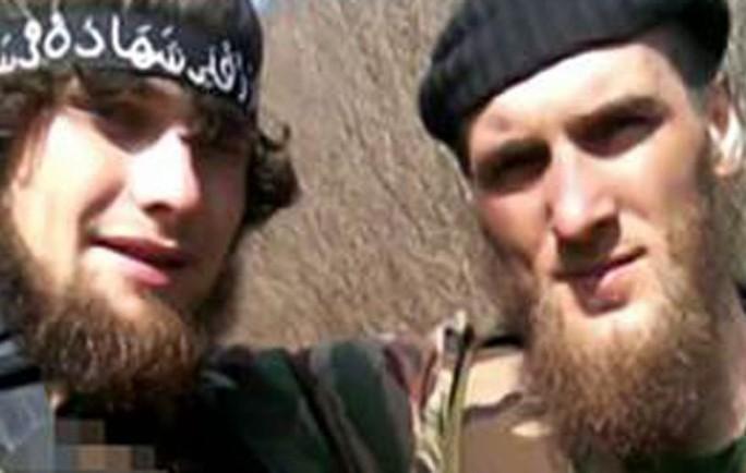 Gochiaev Biaslan (trái) cũng là một trong những nạn nhân của nữ điệp viên Elvira. Ảnh: Fox News