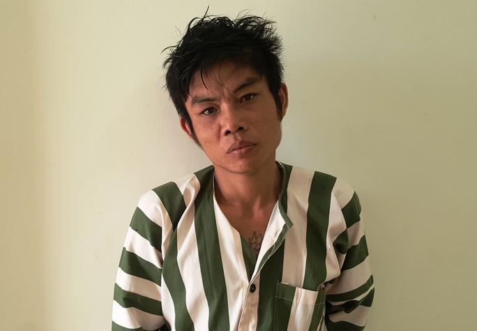 Nghi can Hà Hùng Minh Vương được xác định là kẻ cầm đầu