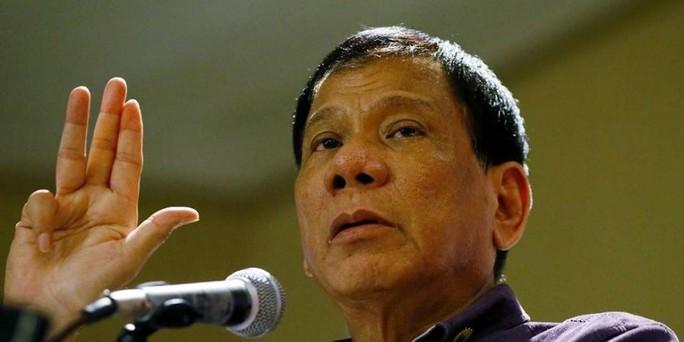 Tân Tổng thống Philippines Rodrigo Duterte . Ảnh: THE BITBAG