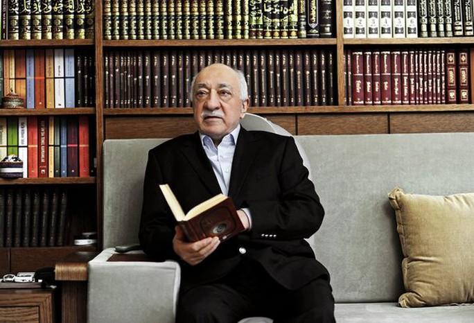Ông Fethullah Gulen tại nhà riêng ở bang Pennsylvania - Mỹ năm 2014. Ảnh: EPA
