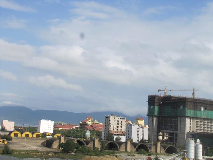 Nhiều khách sạn, nhà hàng Trung Quốc xây dựng gần sân bay Nước Mặn quận Ngũ Hành Sơn