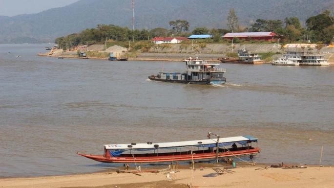 Một góc sông Mekong. Ảnh: Nation Multimedia
