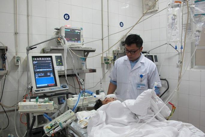 BV Việt Đức là một trong những BV ngoại khoa thường xuyên tiếp nhận, điều trị những ca mổ khó