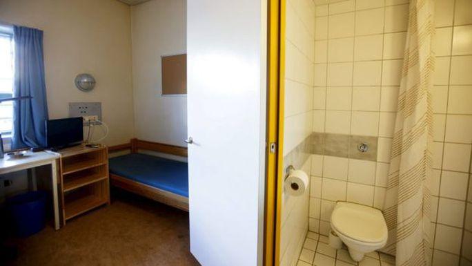 Một phòng giam điển hình ở Na Uy. Ảnh: REUTERS