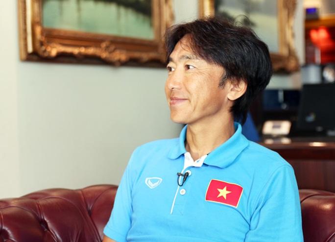 HLV Toshiya Miura tin U23 Việt Nam có thể gây bất ngờ tại VCK U23 châu Á