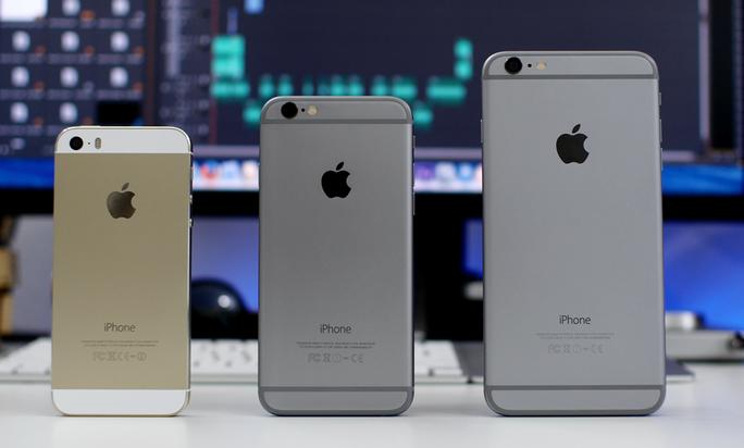 Apple cho đổi iPhone hỏng lấy máy mới