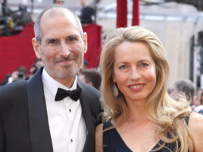 Sau khi mất, Steve Jobs để lại cho vợ những gì?