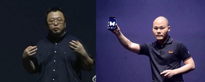 Luo Yonghao, sáng lập kiêm CEO của Smartisan, có nhiều nét tương đồng với CEO Nguyễn Tử Quảng.