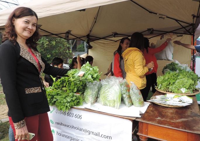 Thêm món rau sạch giới thiệu cùng du khách
