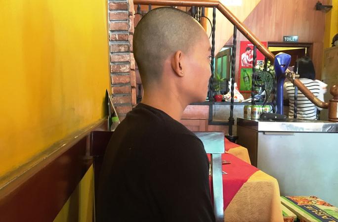 Chị Nguyễn Ngọc P. kể lại vụ con gái suýt bị kẻ lạ mặt bắt cóc khi đi chơi ở trung tâm quận 1