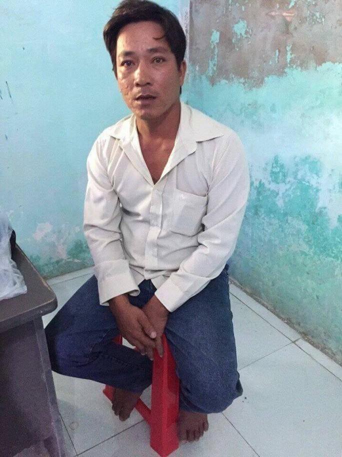 Trần Văn Giang, người được xác định điều khiển tàu kéo thời điểm xảy ra tai nạn