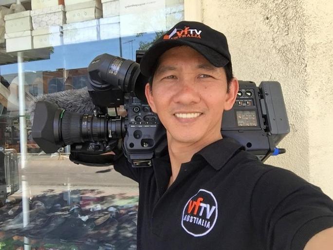 Quay phim Quốc Hương