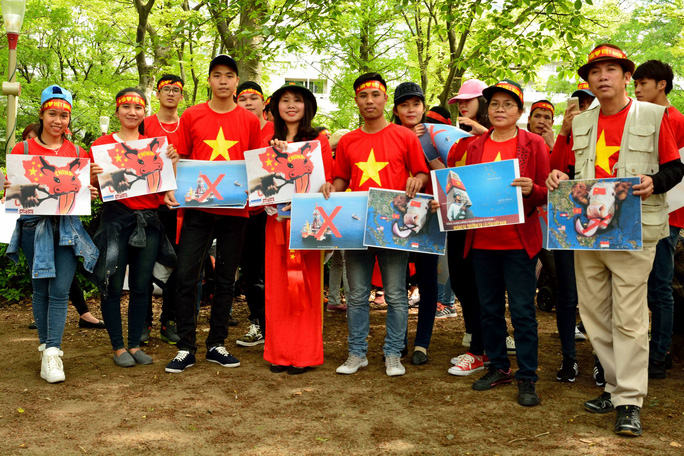 Người Việt và người Nhật Bản đều mong muốn Trung Quốc tôn trọng luật pháp quốc tế về vấn đề tự do, an toàn hàng hải và hoà bình tại biển Đông. Đồng thời phải công nhận hiệp hội đàm phán đa quốc gia về giải quyết tranh chấp.