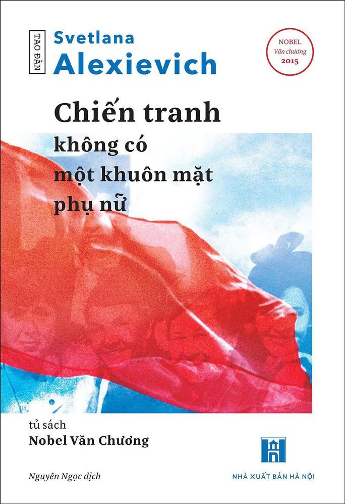 Bìa cuốn sách ấn bản tiếng Việt