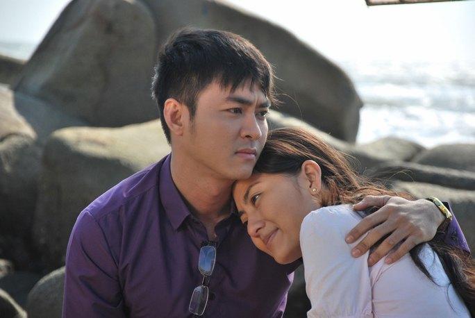 """""""Mặn hơn muối"""" là phim truyền hình hiếm hoi có kịch bản hay - biên kịch: Lê Quang Thanh Tâm - Vy Uyên, viết theo ý tưởng của đạo diễn Nhâm Minh Hiền. (Ảnh do nhà sản xuất cung cấp)"""