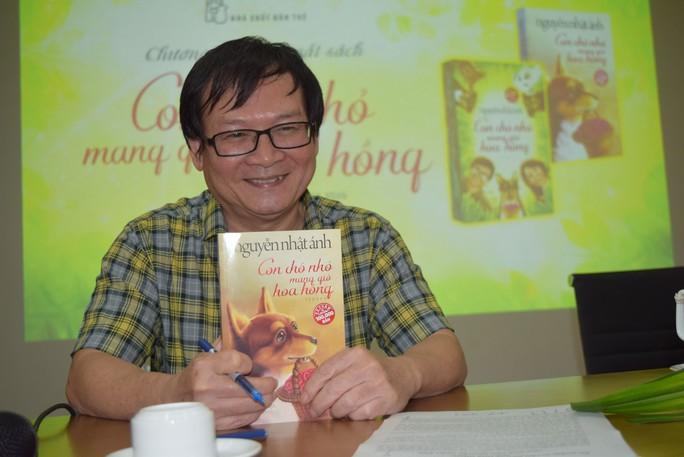 Nhà văn Nguyễn Nhật Ánh là tác giả thu hút bạn đọc trẻ Việt Nam nhất hiện nay