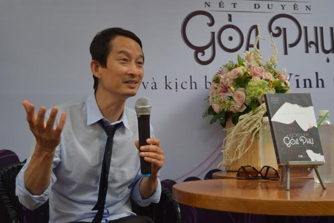 Đạo diễn Trần Anh Hùng giao lưu tại Đường sách Sài Gòn vào sáng 7-9