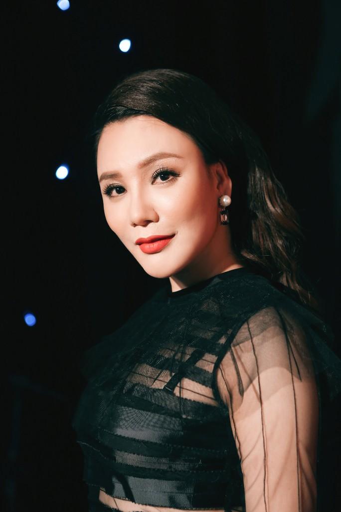 Ca sĩ Hồ Quỳnh Hương Ảnh: QUỲNH TÂM