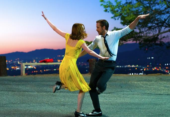 "Cảnh trong phim ""La La Land""Nguồn: Conllider"