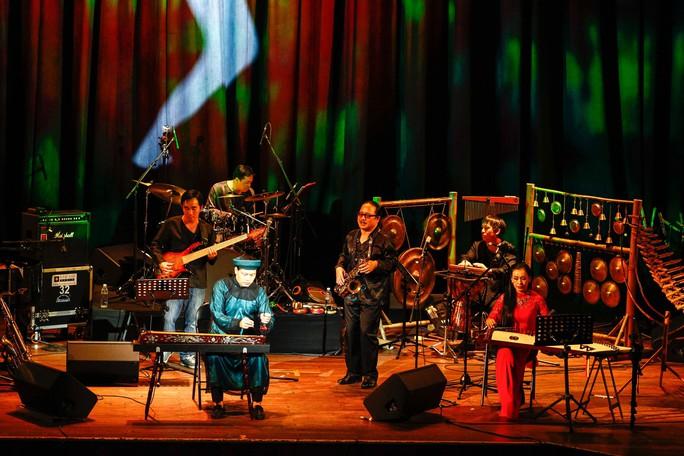 Ban nhạc fusion của Việt Nam. (Ảnh do BTC cung cấp)