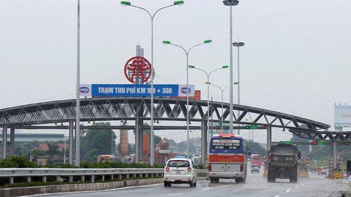 Trạm thu phí BOT Pháp Vân-Cầu Ghẽ