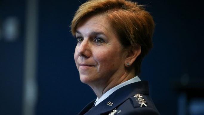 Tướng Lori Robinson. Ảnh: SMH