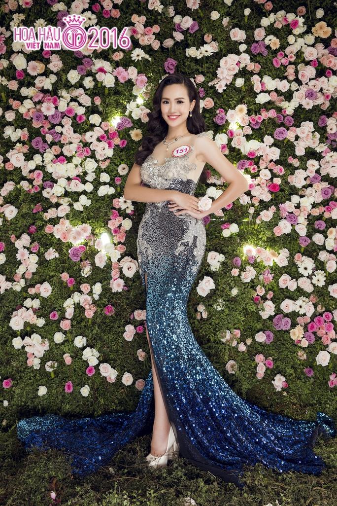 Thí sinh Sài Thị Hương Ly
